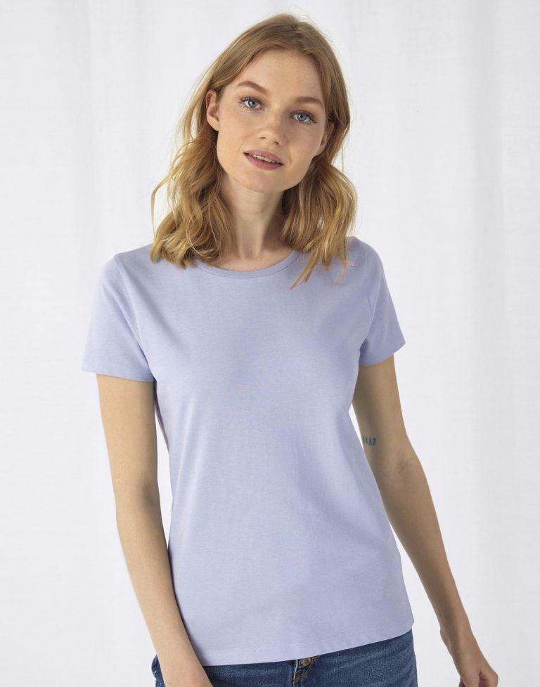 SW Scarlet økologiske T skjorter v hals dame Camisa AS